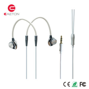 3.5mm Metal Headphones in Ear Style Earphones with Noise Cancelling pictures & photos
