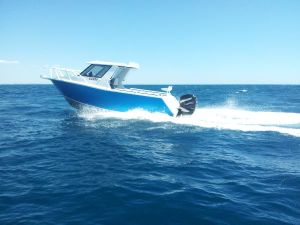6.85m Aluminum Fishing Boat for Sale Malaysia pictures & photos