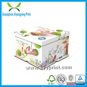Custom Promotion Paper Corrugated Box with Print Wholesale pictures & photos