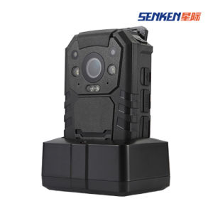 Signal Equipment Waterproof Police Body IP Camera with GPS pictures & photos