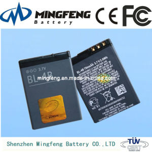 Original Capacity Mobile Phone Battery Bl-4b for Nokia N76 7500