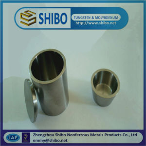 Molybdenum Crucible for Sapphire Heat Field, China Manufacture Molybdenum Crucible pictures & photos