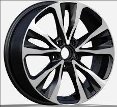Aluminum Car Replica Alloy Wheel for Hilux Corolla Cruiser Golf pictures & photos