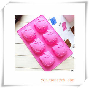 16 Cavity Oval Silicone Mold for Soap, Cake, Cupcake, Brownieand More (Ha36017) pictures & photos