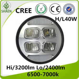 CREE LED Car Light High Power60W LED Headlight for Jeep Wrangler pictures & photos