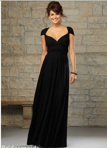 Wedding Mother Bridesmaid Dresses Bd712 pictures & photos
