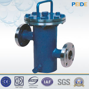 Petrochemical Chemical Industry Water Treatment Basket Strainer pictures & photos