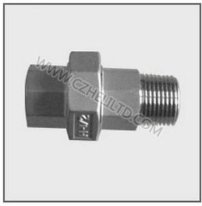 Stainless Steel 304/316 Male and Female Thread Conical Union pictures & photos