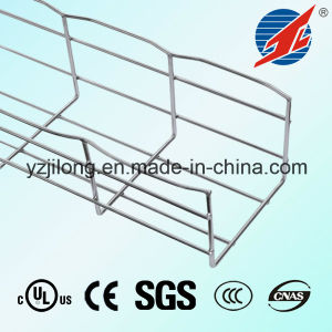 Flexible Stainless Steel Wire Mesh Cable Tray pictures & photos