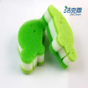 Lovely Turtle Shape Scouring Pad pictures & photos