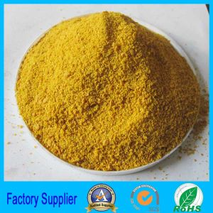 Yellow Powder Solid PAC Polyaluminium Chloride Water Treatment Chemical