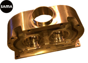 Stainless Steel Investment Lost Wax Casting for Food Machinery pictures & photos