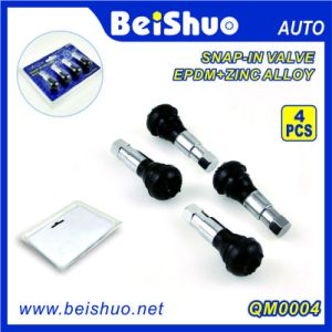 4PCS Chrome Sleeve Tubeless Tire Valve pictures & photos
