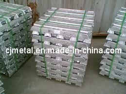 Aluminum Ingot 99.7% (AOO)