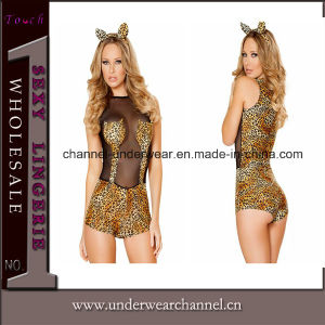 Sexy Adult Romper Lingerie Costume (T8815) pictures & photos
