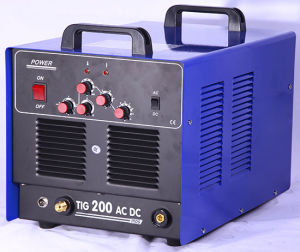 TIG-Series Inverter DC Welding Machine TIG200AC/DC pictures & photos