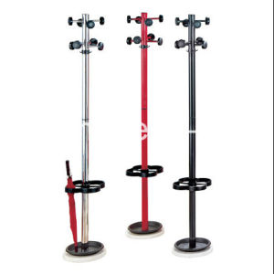 Steel Tube Vertical Coat Stand (RR-1103-P1)