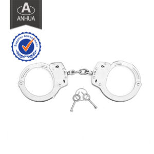 High Quality Police Stainless Steel Handcuff pictures & photos