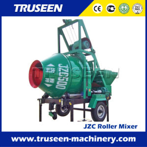 Construction Machine Jzc Roller Mixer Small Concrete Mixer for Sale pictures & photos