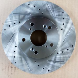 Ts16949 Approved Auto Brake Disc for Toyota pictures & photos