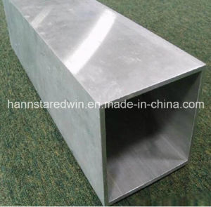 Supply Aluminum Alloy Square Pipe pictures & photos