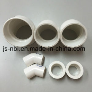 White PVC Pipes and Reducers pictures & photos