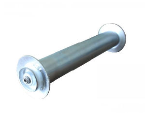 Conveyor Roller with Flange pictures & photos