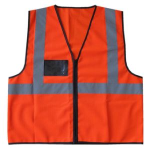 High Visibility Work Wear Reflective Safety Vest pictures & photos