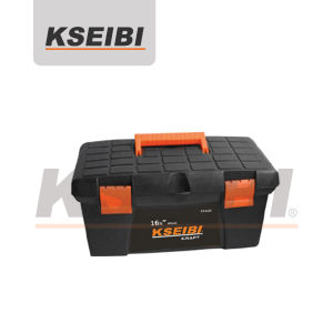 "Multifunctional Plastic Tool Box 16.5"" pictures & photos"