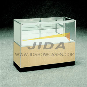 Kiosk Glass Display Case