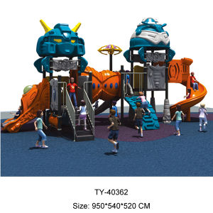 Attraction Outdoor Playground Equipment for Kids pictures & photos