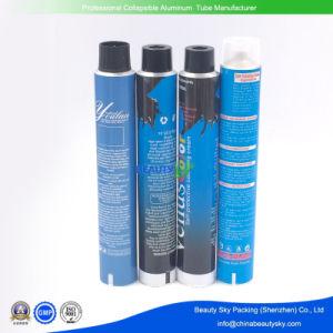 Hair Color Cream Packaging Aluminum Container Aluminum Tubes pictures & photos