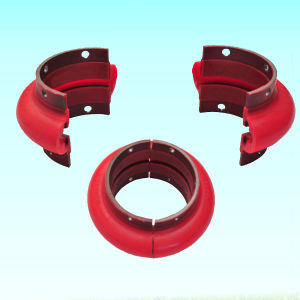 High Quality Air Compressor Parts Rubber Coupling pictures & photos