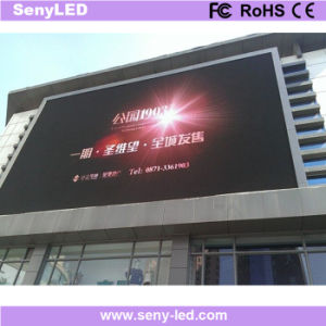 P8 Outdoor Full Color Advertising LED Sign pictures & photos
