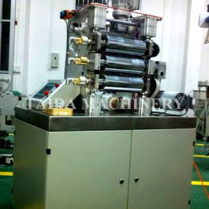 Laboratory Rubber Calender Machine pictures & photos