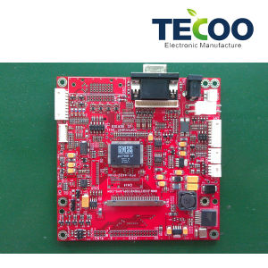 Turnkey Service, EMS/PCB, for LED Board, Available in Various Shapes and Designs pictures & photos