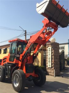 Zl16 Bobcat Front End Loader with Tier 4 Engine pictures & photos