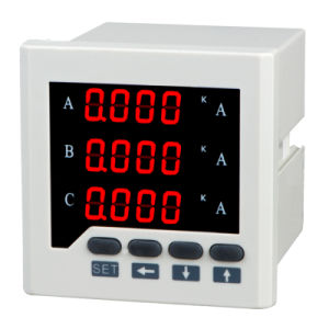 LED Display Three Phase Current Meter with RS485 Communication Programmable pictures & photos