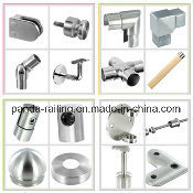 Semi-Finished Handrail Bracket / Handrail Parts / Balustrade Fitting / Handrail Accessories/ Straight Saddle pictures & photos