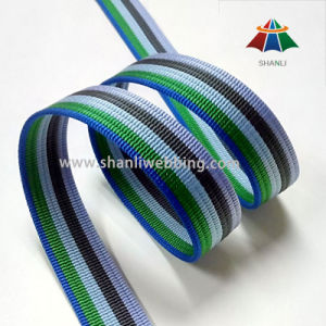 1-3/8 Inch High Tenacity Striped Nylon Webbing pictures & photos