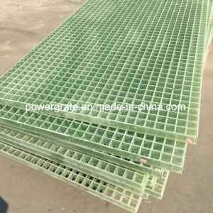 FRP Mould Grating Fiber Glass Grating pictures & photos