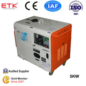 Air-Cooled Diesel Generator Set (DG6LN) pictures & photos