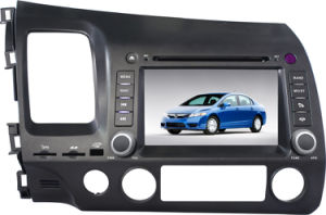 7 Inch Touch Screen Special Car DVD Player for Honda Civic (Left) with Bluetooth, GPS Navigation