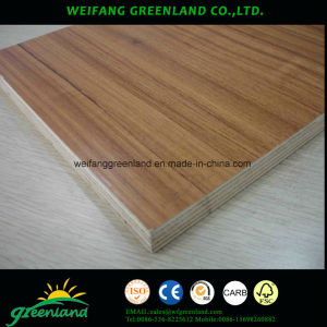 15mm Laminated Plywood Board for Furniture pictures & photos