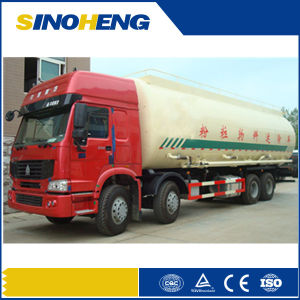 Sinotruk HOWO 8X4 Bulk Cement Tank Truck pictures & photos