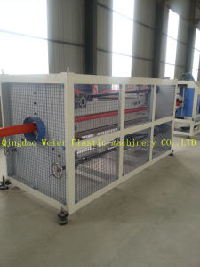 Plastic Machinery PVC Pipe Extrusion Line pictures & photos