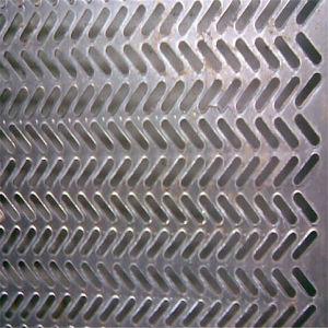 304, 304L, 316, 316L Stainless Steel Punched Sheet pictures & photos