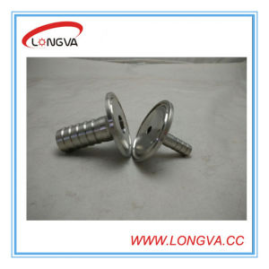 Sanitary Stainless Steel 1.5′′ Tri-Clamp Hose Barb pictures & photos