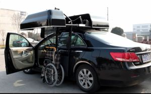 China Wheelchair Topper Wheelchair Roof Box Electric Roof Box pictures & photos