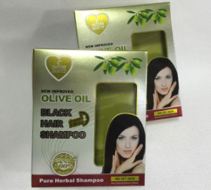 Printing Shampoo Packaging Box with Window pictures & photos